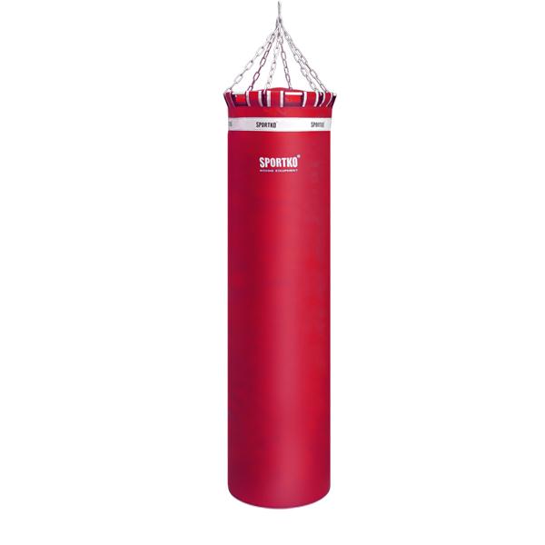Boxovacie vrece SportKO MP01 45x180 cm červená