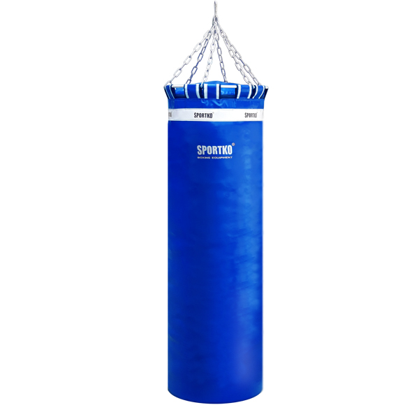 Boxovacie vrece SportKO MP02 45x150 cm modrá