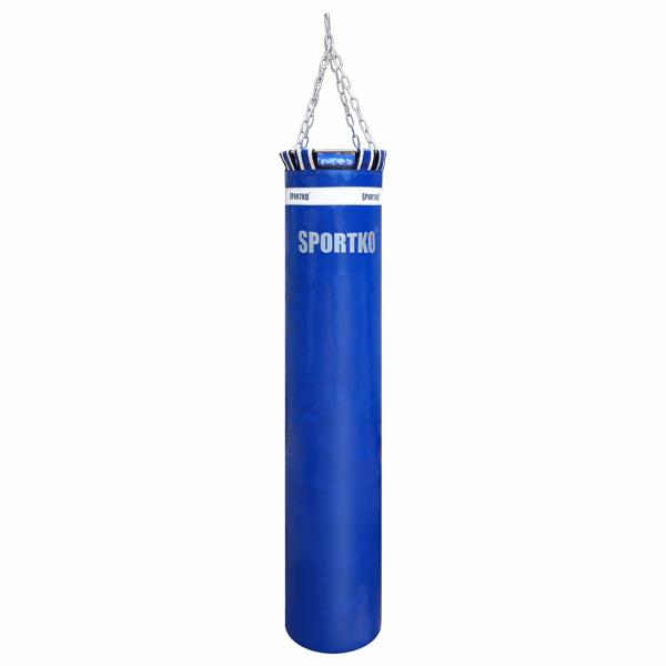 Boxovacie vrece SportKO MP04 30x150 cm modrá
