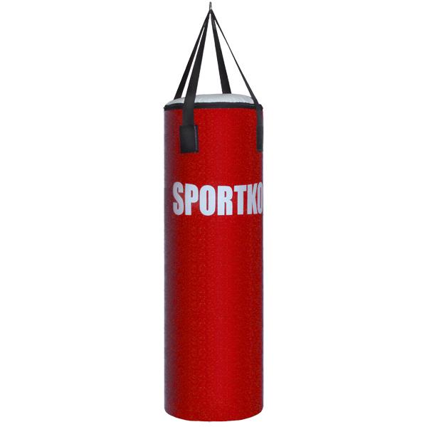 Boxovacie vrece SportKO Elite MP1 35x100 cm červená