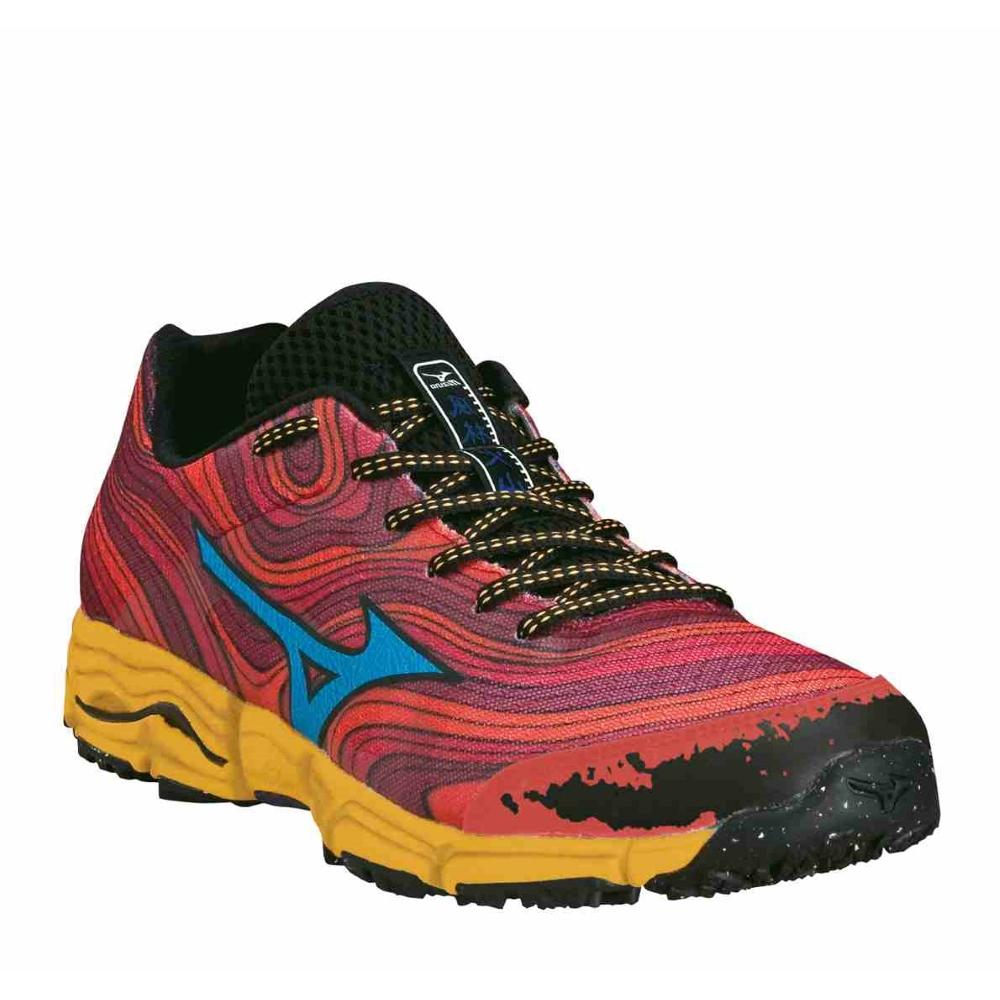 Pánske trailové topánky Mizuno Wave Kazan 41