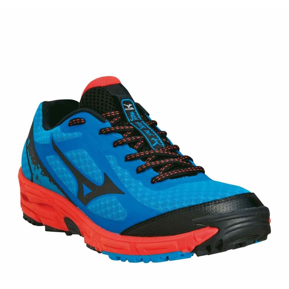 Pánske trailové topánky Mizuno Wave Kien