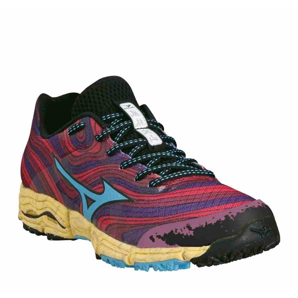 Dámske trailové topánky Mizuno Wave Kazan 38