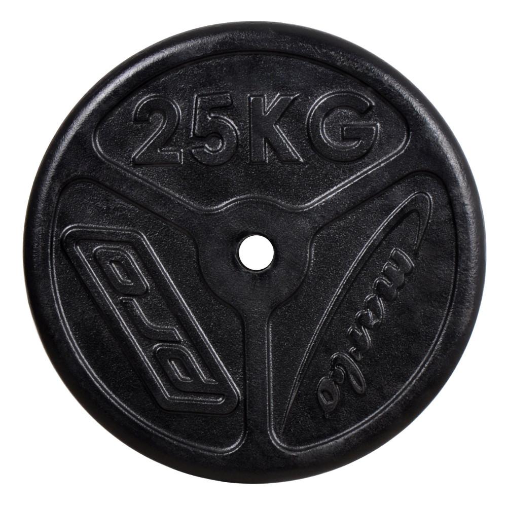 Liatinový kotúč Marbo Sport MW-O25 Slim 25 kg