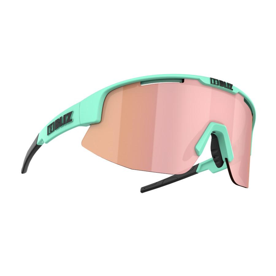 Športové slnečné okuliare Bliz Matrix 2021 Matt Mint