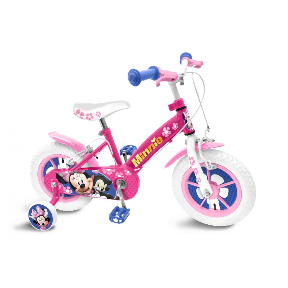 Dievčenský bicykel Minnie Bike 12