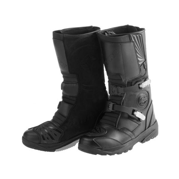 1eae807f16979 Moto topánky KORE Adventure 2.0 čierna - 40