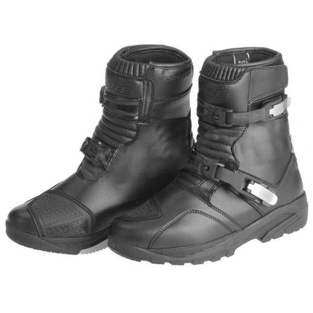 611ad2d68c Moto topánky KORE Adventure Mid čierna - 37