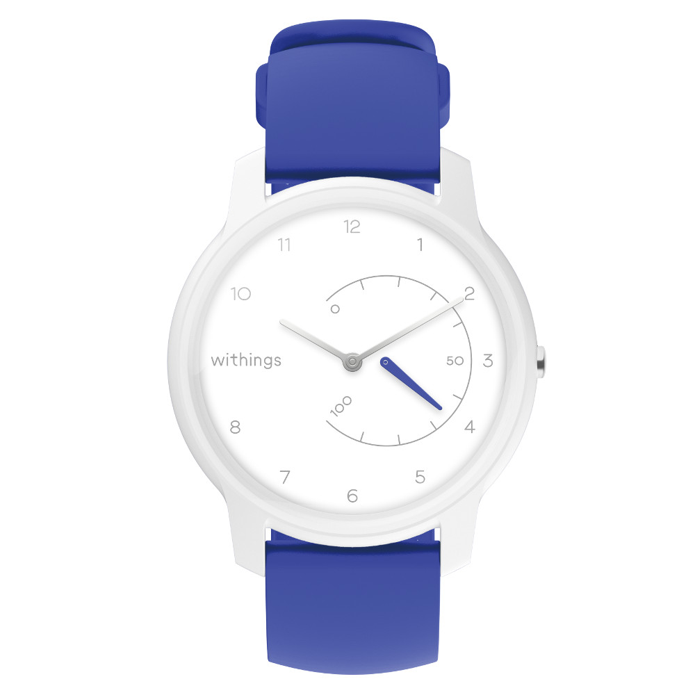 Inteligentné hodinky Withings Move White / Blue