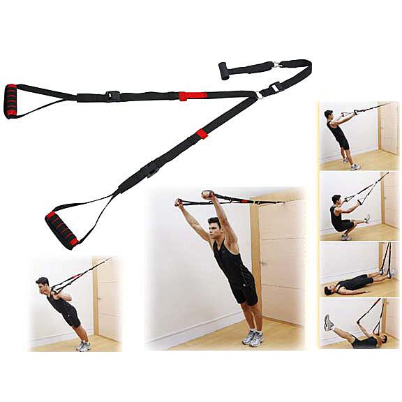 Multi Door Gym Spartan - závesný posilňovací systém