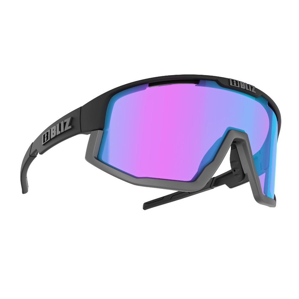 Športové slnečné okuliare Bliz Fusion Nordic Light 2021 Matt Black