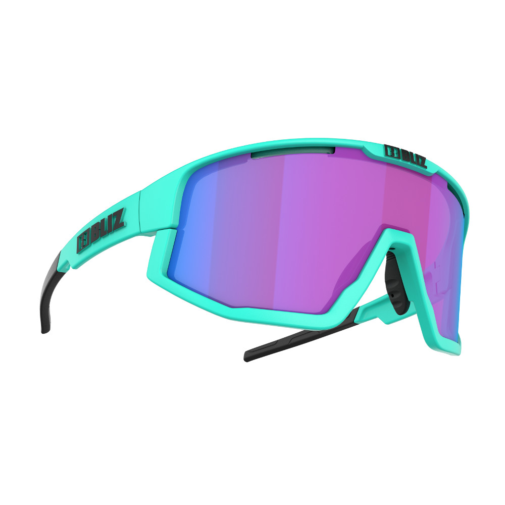 Športové slnečné okuliare Bliz Fusion Nordic Light 2021 Matt Turquoise