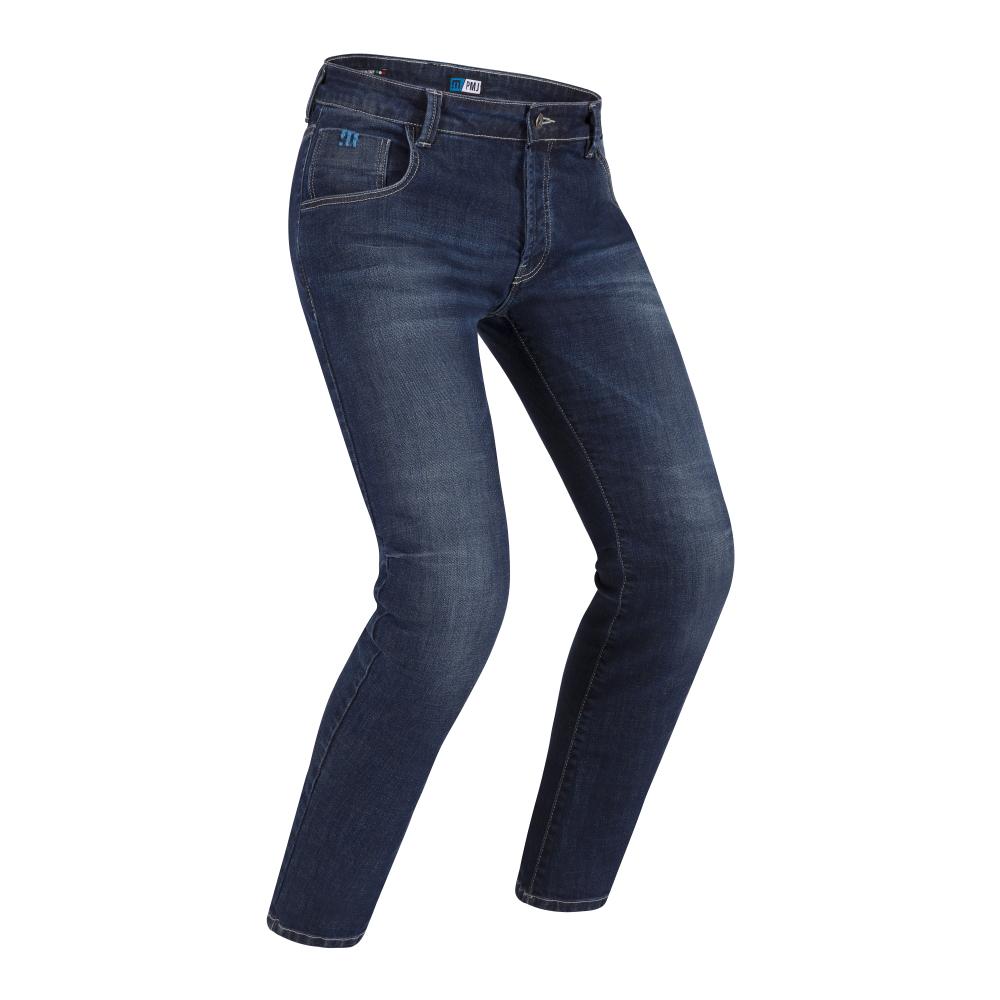 Pánske moto jeansy PMJ Rider New modrá - 30