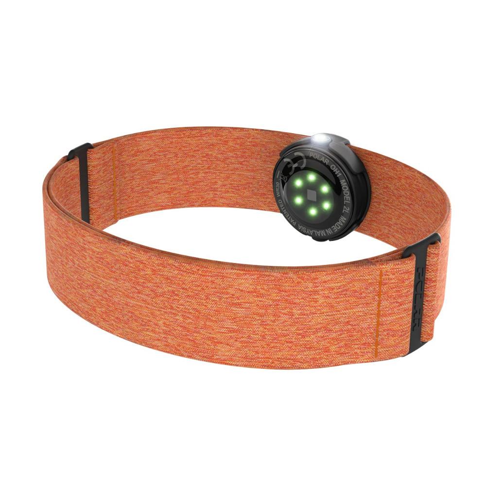 Optický snímač TF POLAR OH1+ čierny oranžová