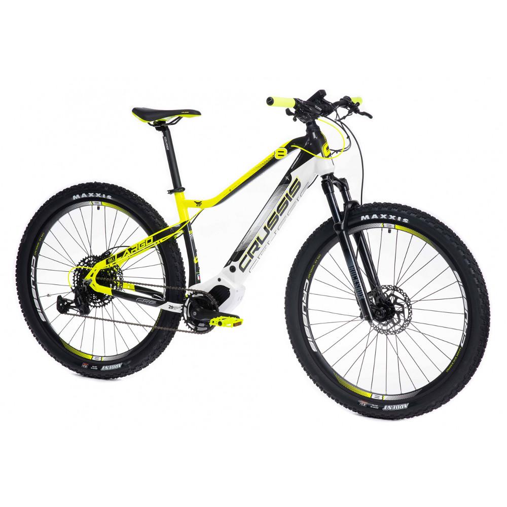 """Horský elektrobicykel Crussis OLI Largo 8.6-S - model 2021 18"""" - Záruka 10 rokov"""