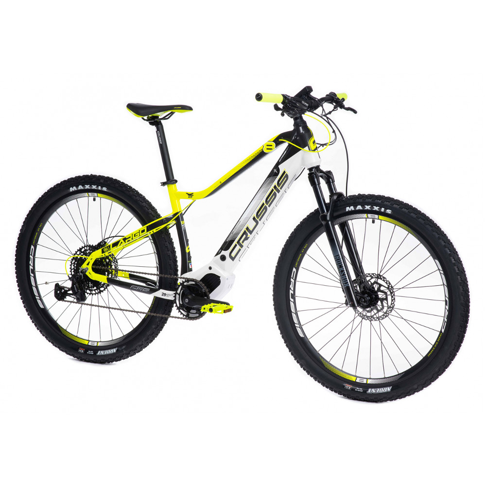 """Horský elektrobicykel Crussis OLI Largo 8.6-M - model 2021 22"""" - Záruka 10 rokov"""