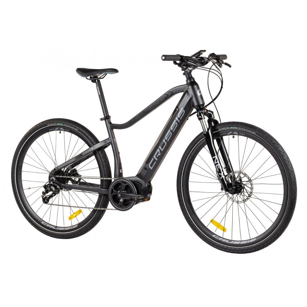 "Crossový elektrobicykel Crussis ONE-Cross 7.6-S- model 2021 20"""
