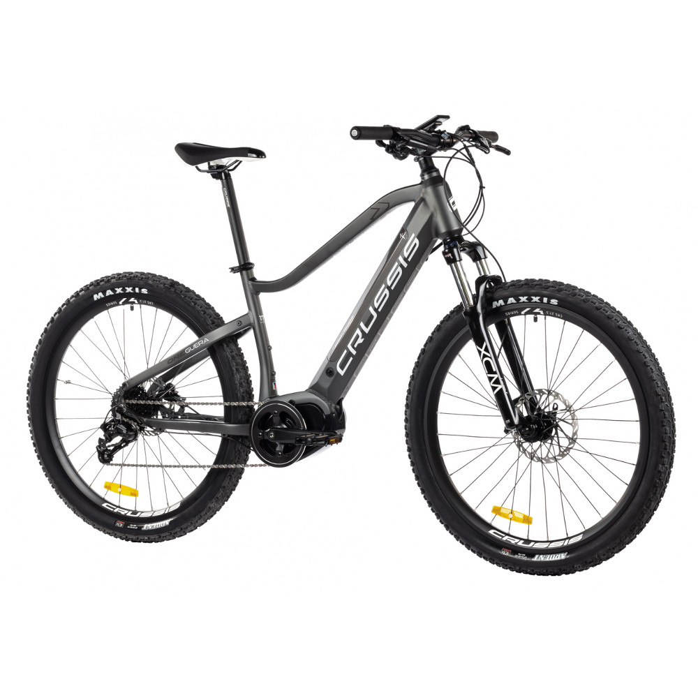 "Horský elektrobicykel Crussis ONE-Guera 7.6-S - model 2021 19"" - Záruka 10 rokov"