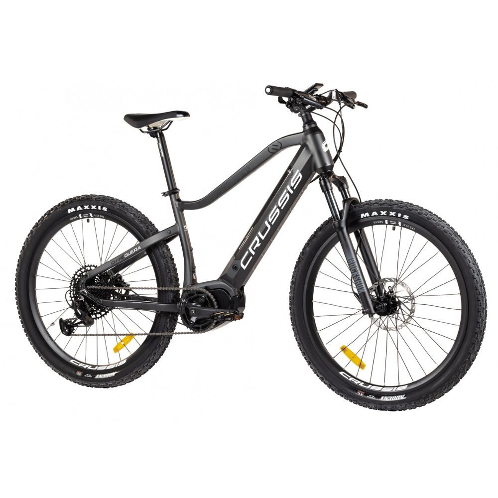 "Dámsky horský elektrobicykel Crussis ONE-Guera 8.6-S - model 2021 17"" - Záruka 10 rokov"