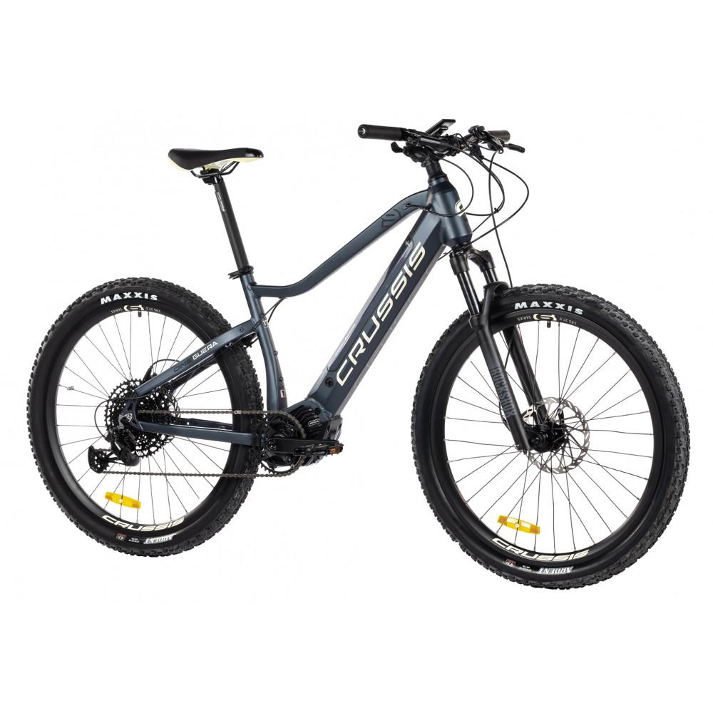 "Dámsky horský elektrobicykel Crussis ONE-Guera 9.6-S - model 2021 19"" - Záruka 10 rokov"