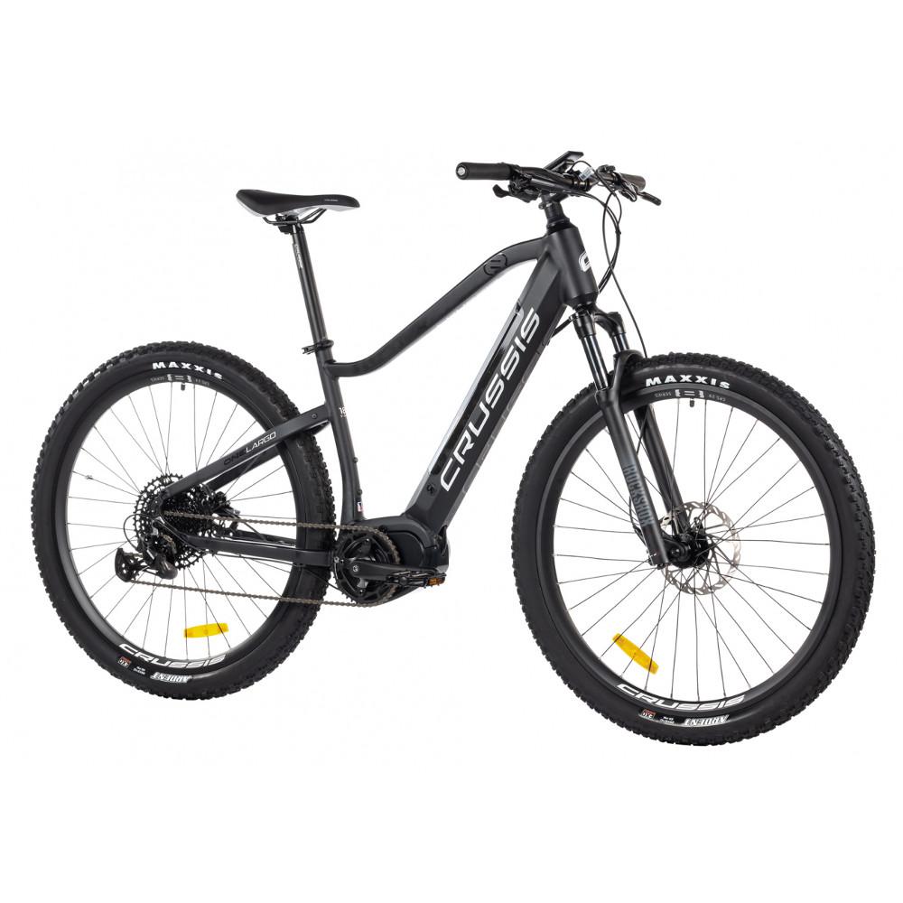 "Horský elektrobicykel Crussis ONE-Largo 8.6-S - model 2021 18"" - Záruka 10 rokov"