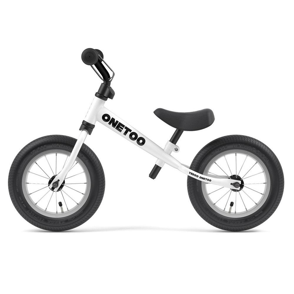 Odrážadlo Yedoo OneToo bez brzdy White
