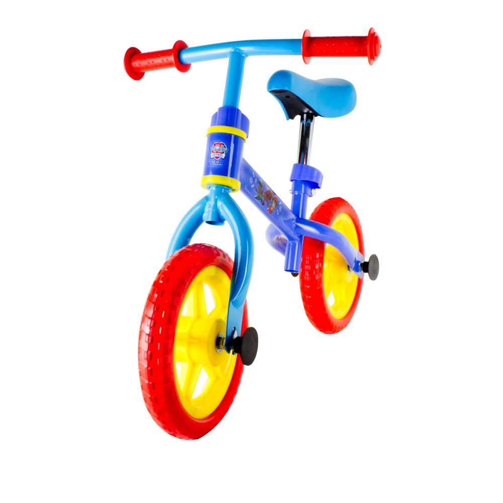 Odrážadlo Paw Patrol Metal Balance Bike