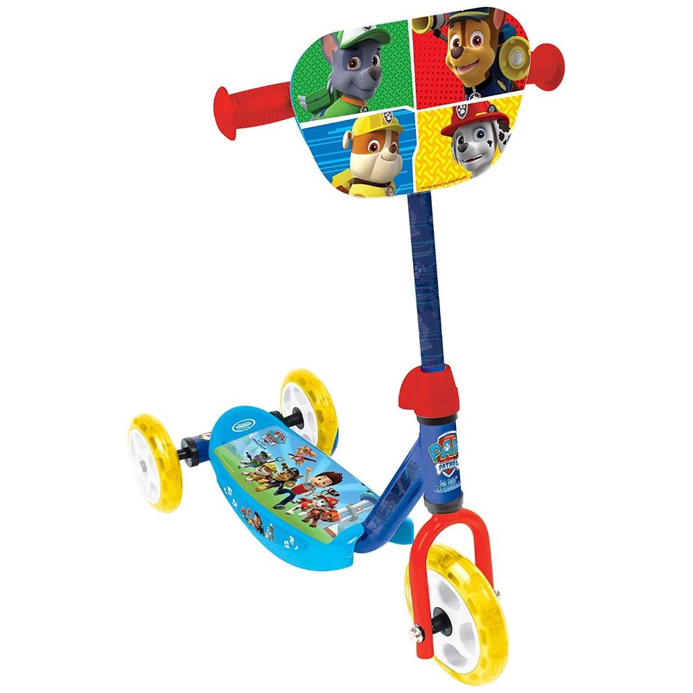 Detská trojkolobežka Paw Patrol Tri Scooter