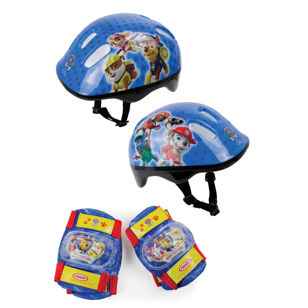 Sada chráničov a prilby Paw Patrol Protection Set 5-dielna
