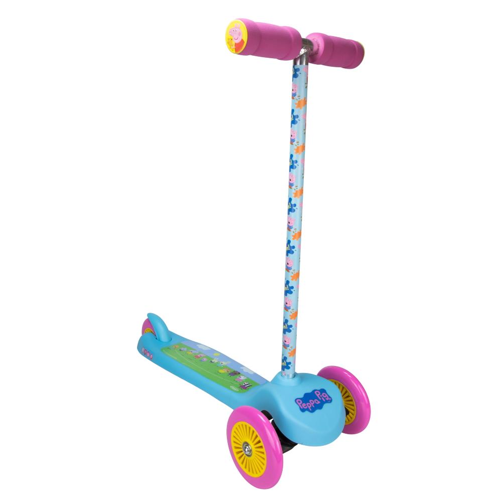 Detská kolobežka Peppa Pig Flex Scooter