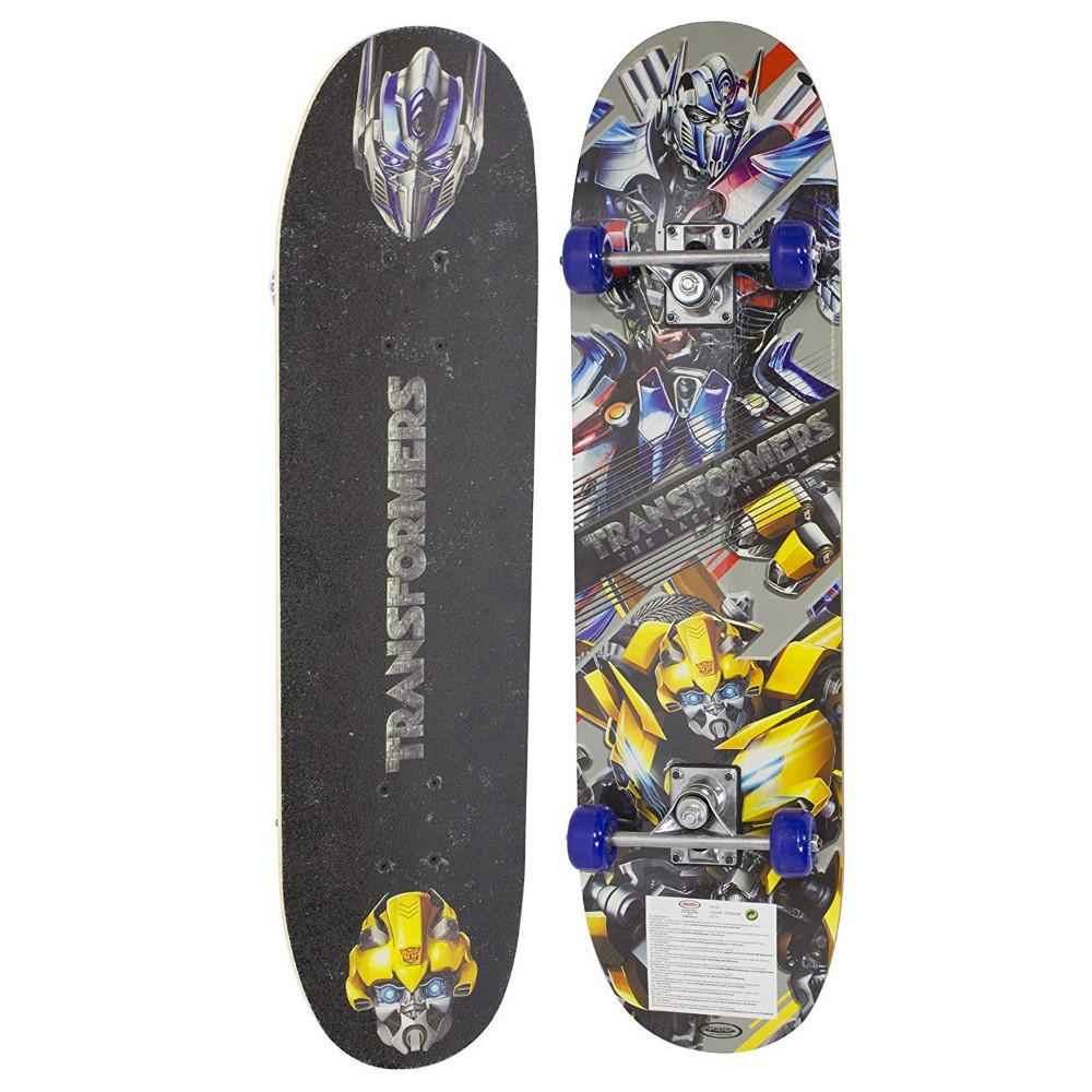 Skateboard Transformers 31