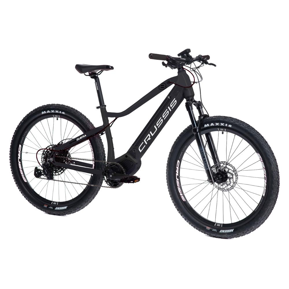 "Dámsky horský elektrobicykel Crussis ONE-OLI Guera 8.6-S - model 2021 17"" - Záruka 10 rokov"