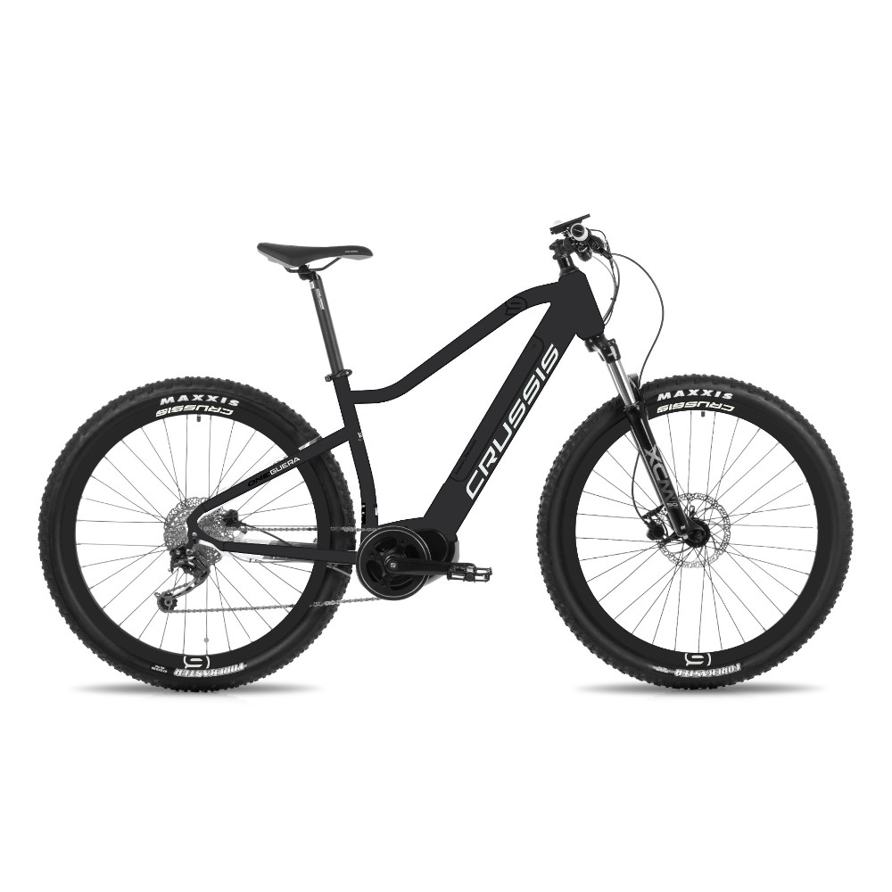 "Dámsky horský elektrobicykel Crussis ONE-Guera 9.6-S - model 2021 17"" - Záruka 10 rokov"