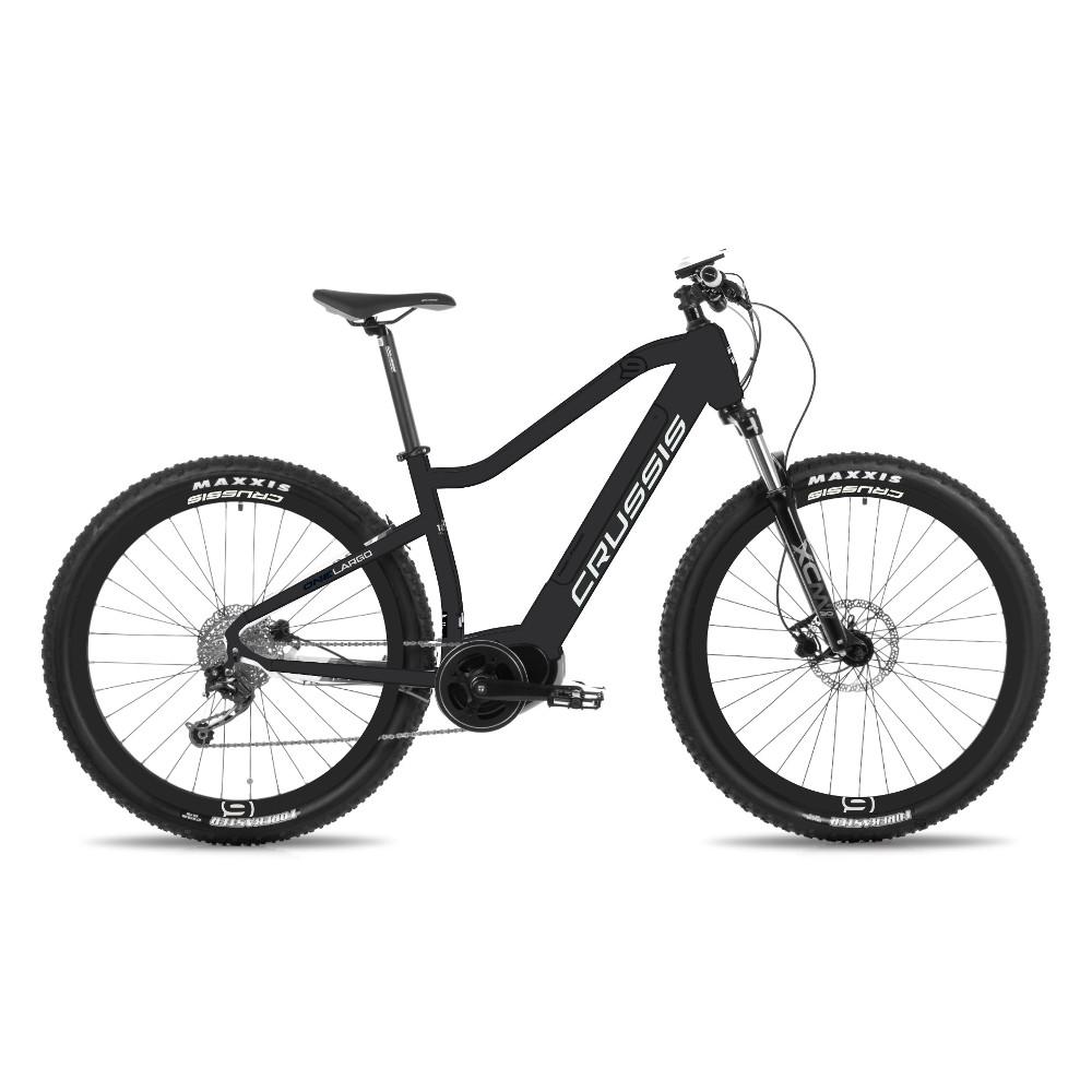 "Horský elektrobicykel Crussis ONE-Largo 9.6-S - model 2021 18"" - Záruka 10 rokov"