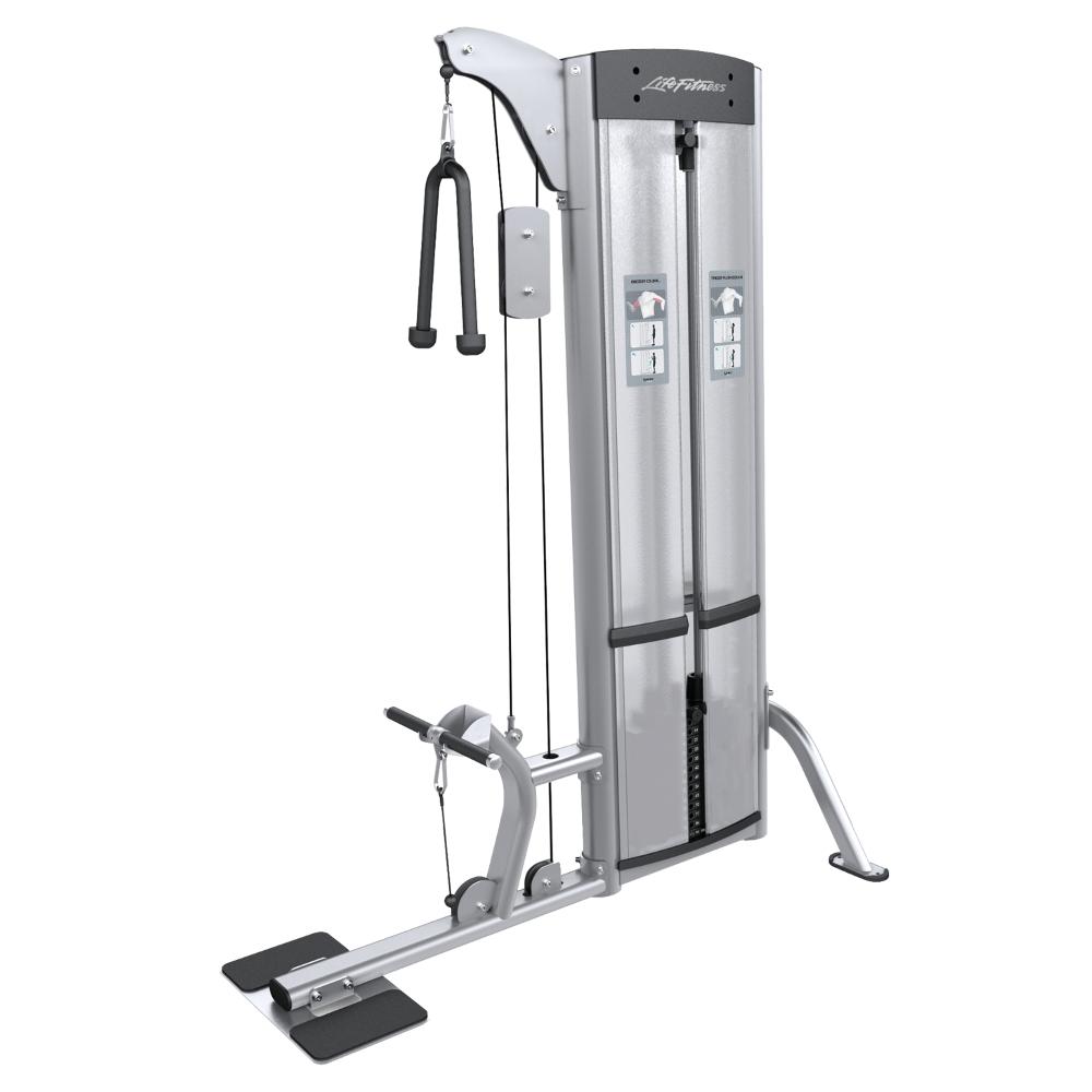 Posilňovač bicepsov a tricepsov Life Fitness Optima Biceps/Triceps - Montáž zadarmo + Servis u zákazníka