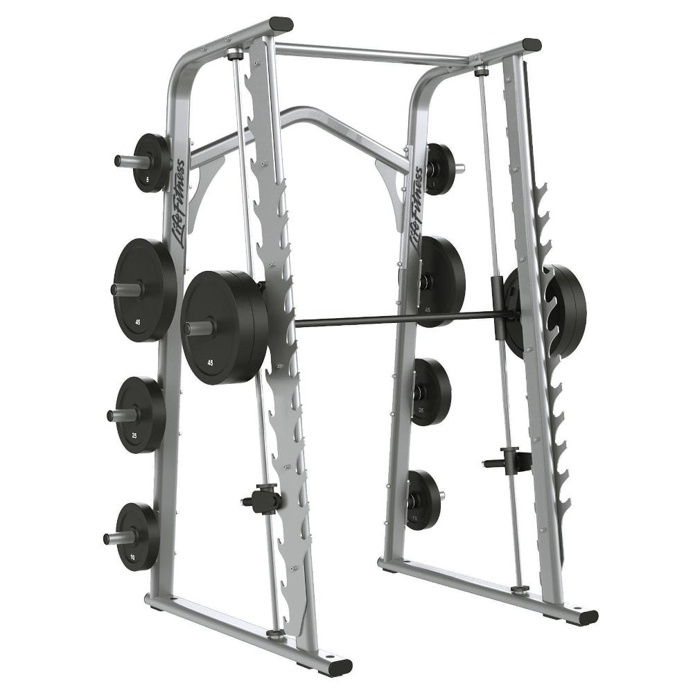 Posilňovací stojan Life Fitness Optima Smith Machine - Montáž zadarmo + Servis u zákazníka