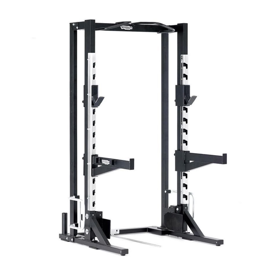 Posilňovací stojan TechnoGym Pure Half-Rack