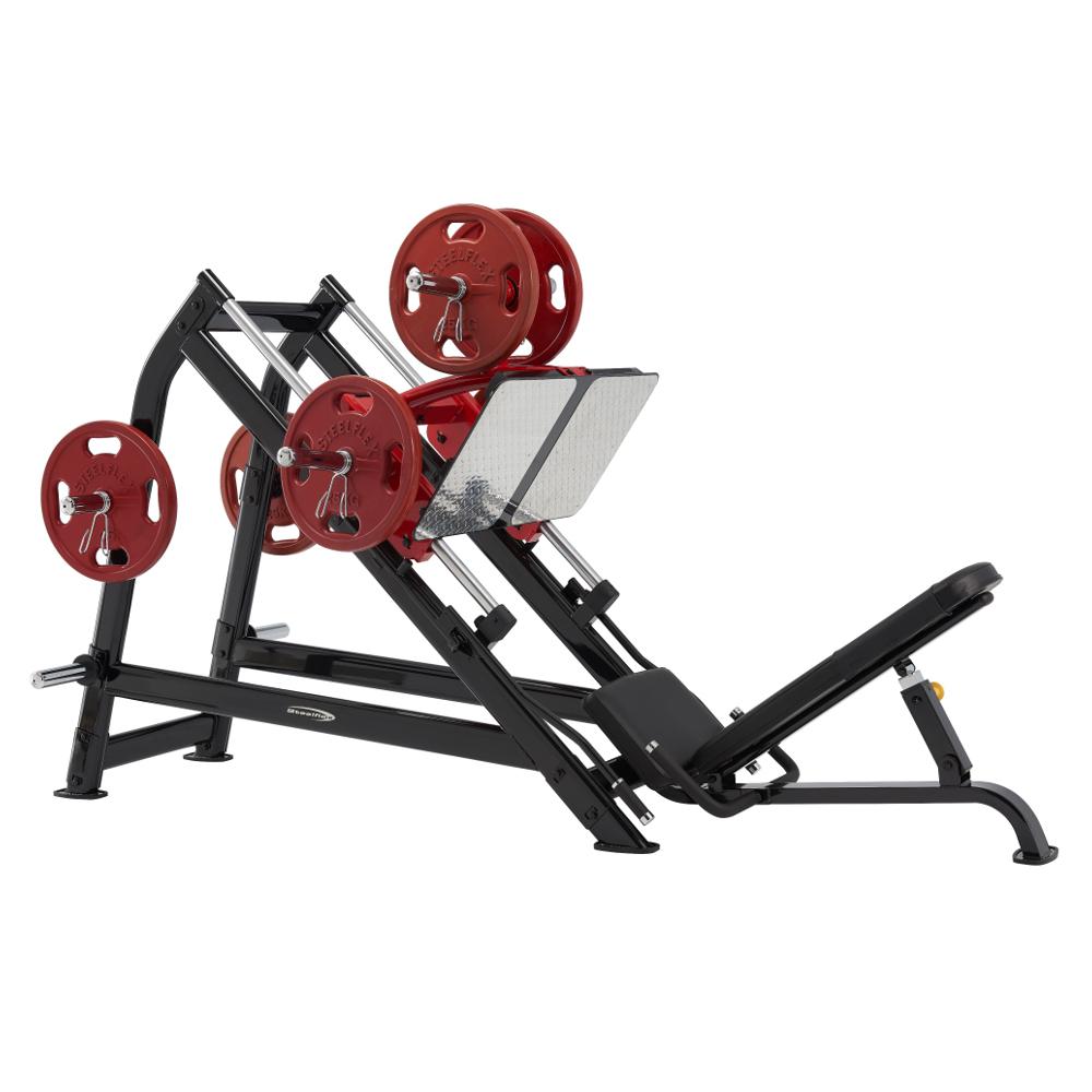 Leg Press Steelflex Plateload Line PLDP