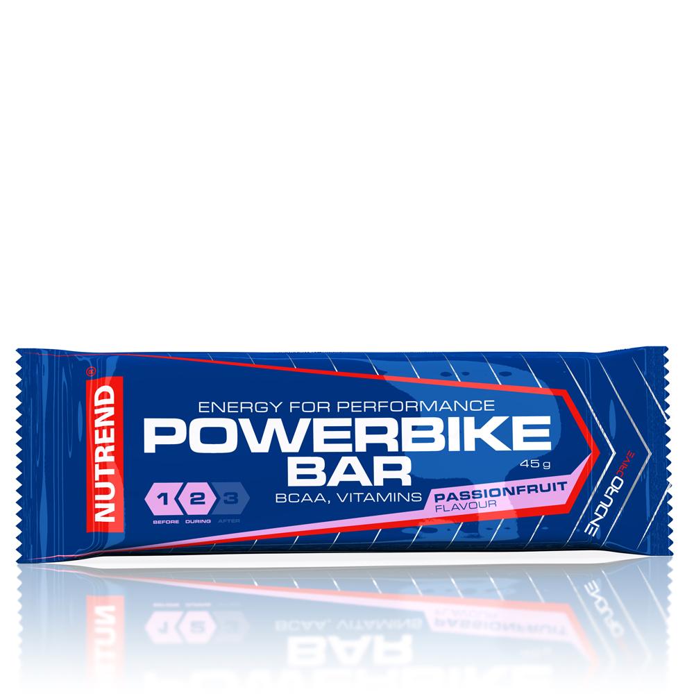 Tyčinka Nutrend Power Bike Bar 45g karamel