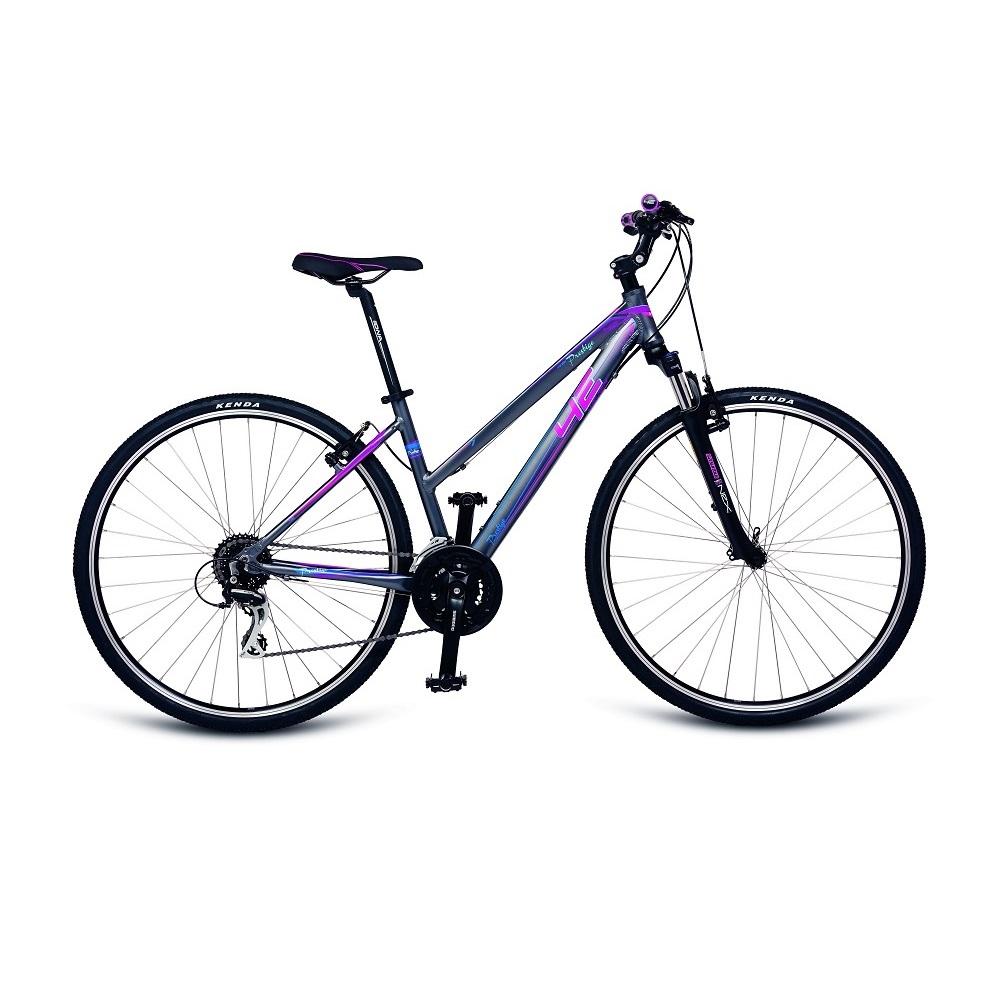 Dámsky crossový bicykel 4EVER Prestige 28'' - model 2017