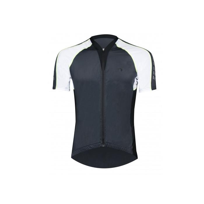 Pánske cyklistické tričko Newline Bike Vent Jersey čierna - M