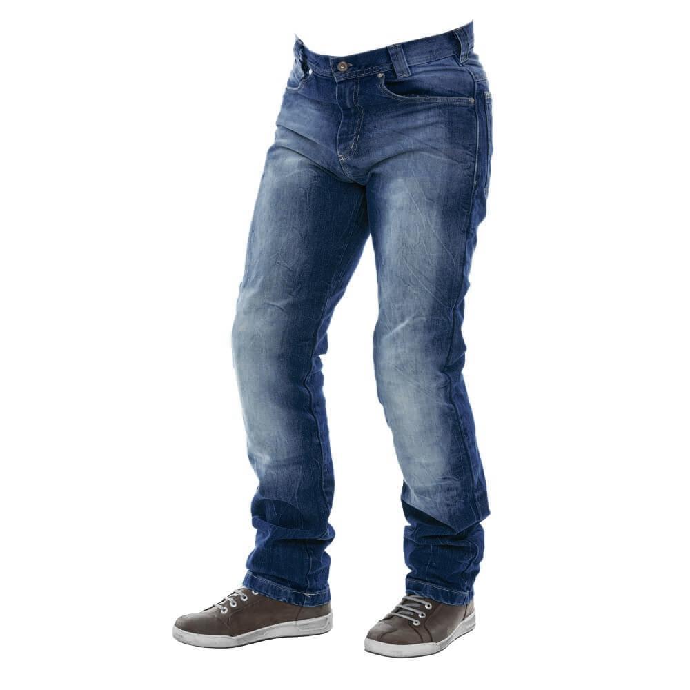 Pánské moto jeansy City Nomad Jack Iron