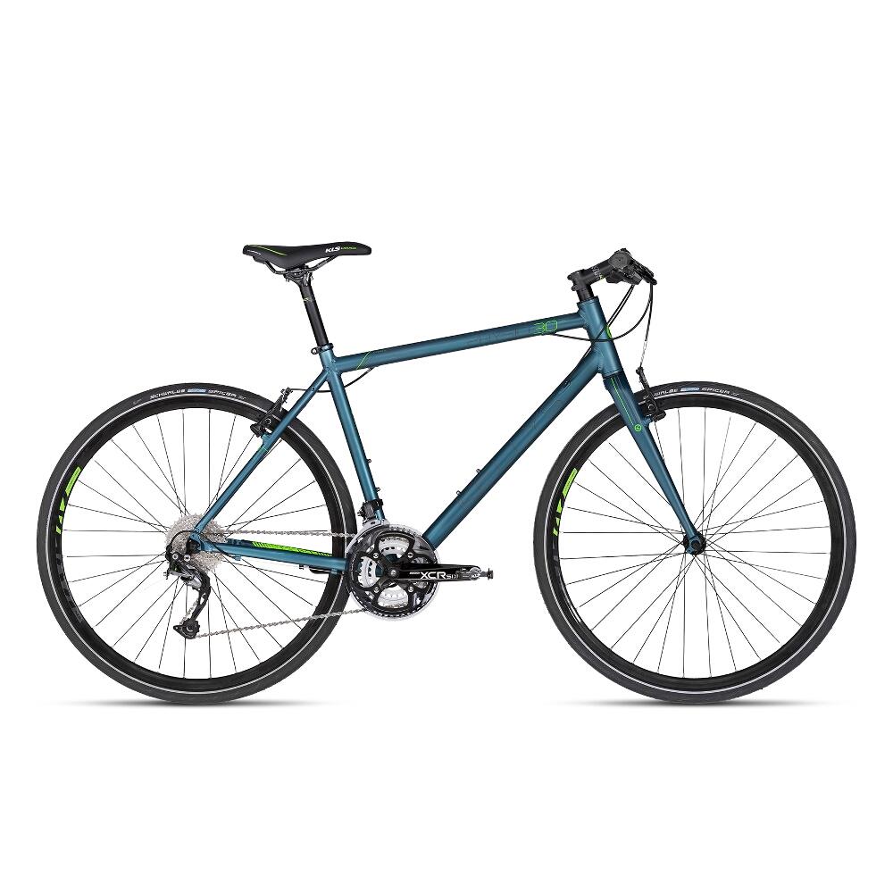 "Cestný bicykel KELLYS PHYSIO 30 28"" - model 2018 M (510 mm) - Záruka 10 rokov"
