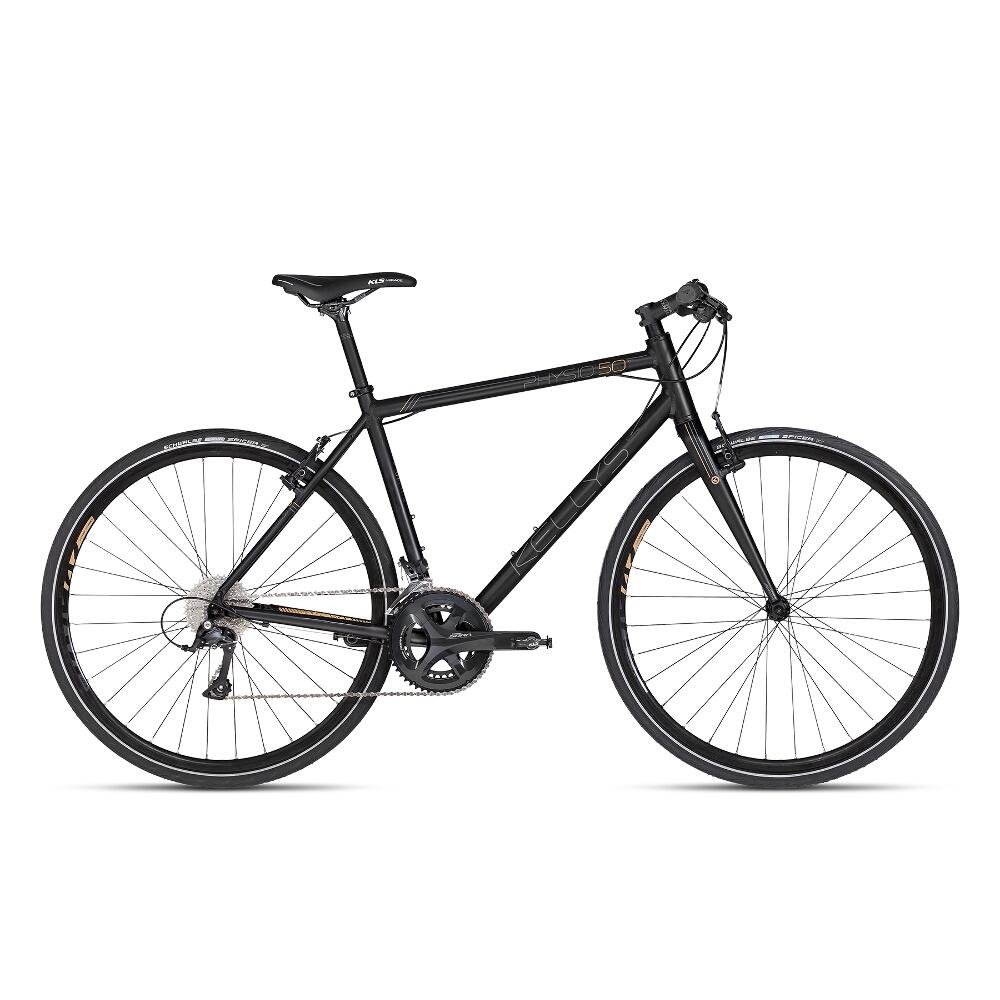 "Cestný bicykel KELLYS PHYSIO 50 28"" - model 2018 L - Záruka 10 rokov"