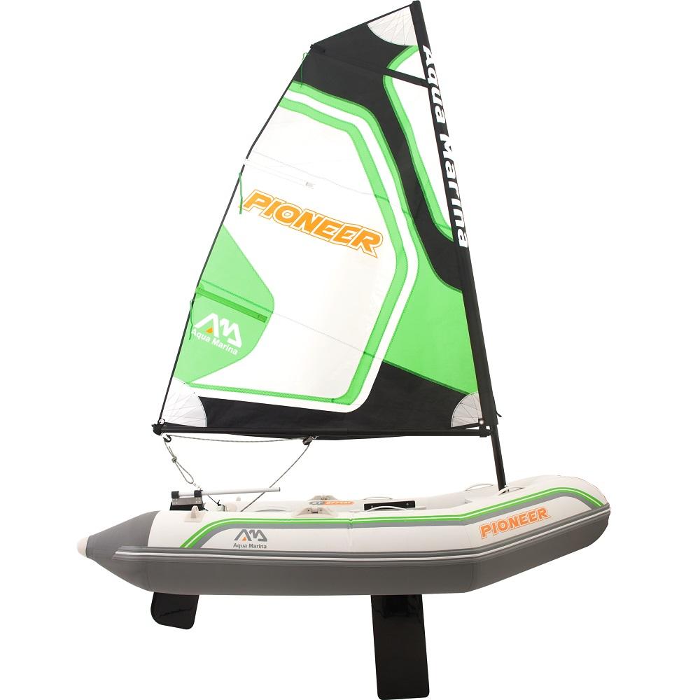Nafukovací čln s plachtou Aqua Marina Pioneer