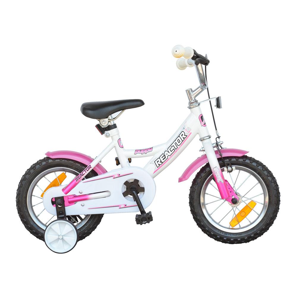 Detský bicykel Reactor Puppi 12