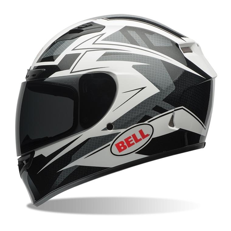 Moto prilba BELL Qualifier DLX Clutch Black - L (59-60) - Záruka 5 rokov