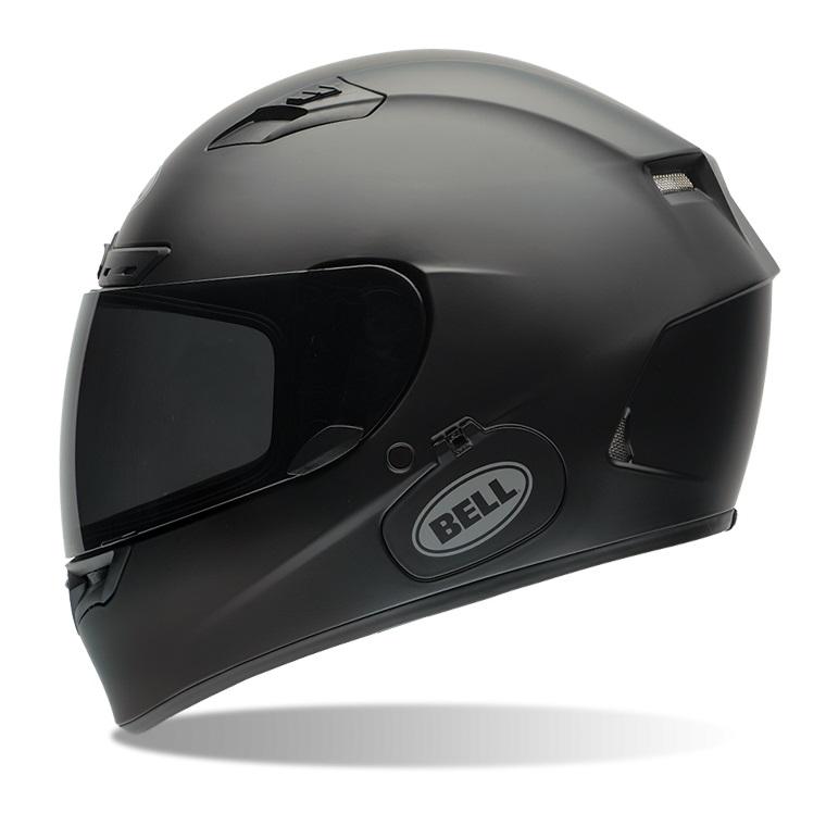 Moto prilba BELL Qualifier DLX Solid Matte Black - XL (61-62) - Záruka 5 rokov