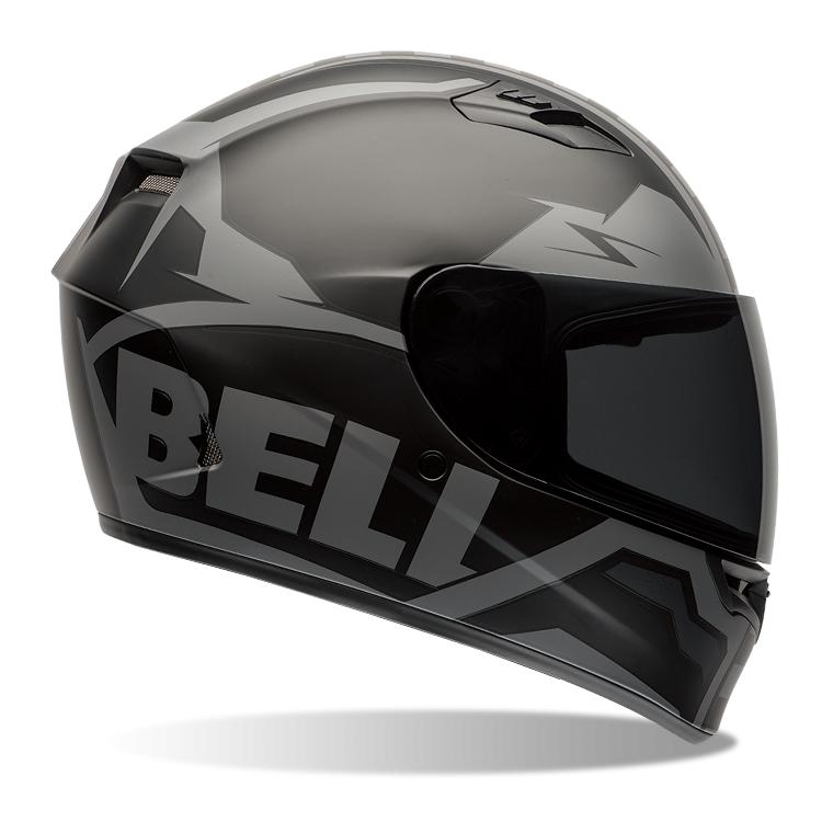 Moto prilba BELL Qualifier Momentum Black - XL (61-62) - Záruka 5 rokov