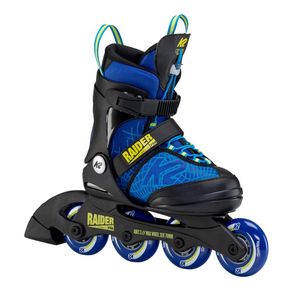 Nastaviteľné kolieskové korčule K2 Raider Pro 2021 L (35-40)